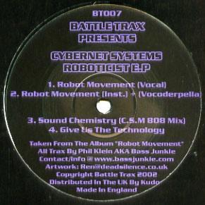 Roboticist EP