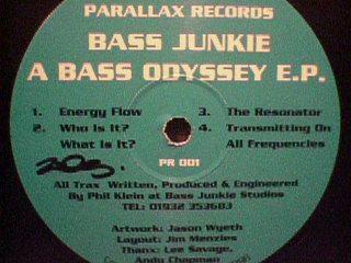 A Bass Odyssey EP